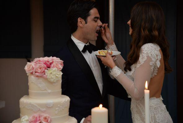 Se ve que Vanessa va a ser una esposa muy consentidora.