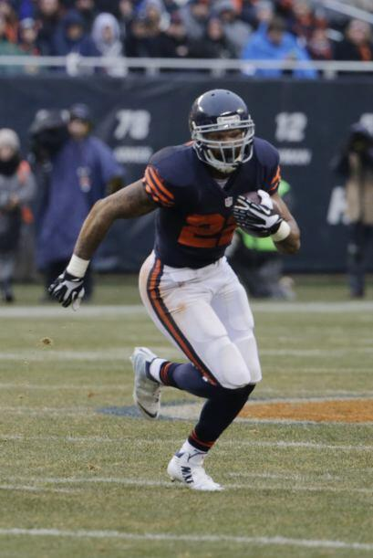 7.- Chicago Bears (AP-NFL).