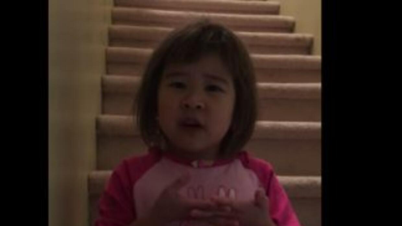 Tiana (Imagen tomada del video de YouTube)