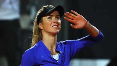Ganadoras angelicales en el Internazionali BNL d'Italia de tenis en Roma