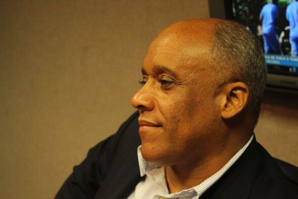 Jorge Luis García Pérez, ex preso politico cubano, que ayudó a crear el...