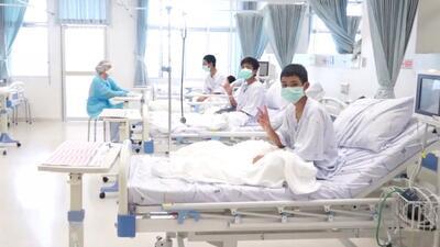 Desde traumas hasta neumonía: posibles repercusiones médicas de los niños atrapados en la cueva de Tailandia
