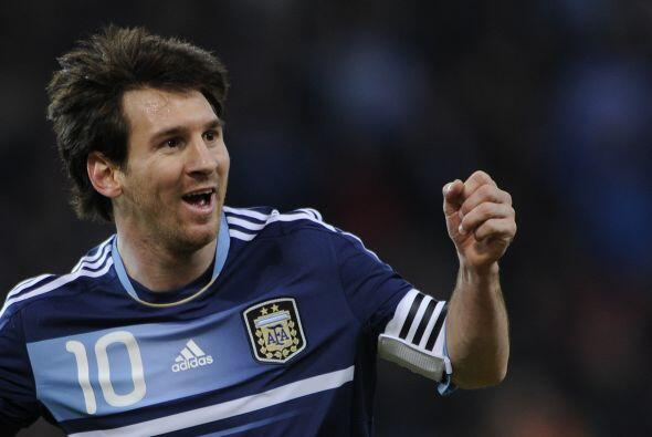 Hace tiempo ya que Messi maduró como jugador. A sus 24 años asume la sup...