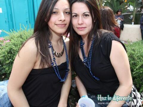 Manzanita Sol estuvo presente en el Festival5 de Mayo de Univision...