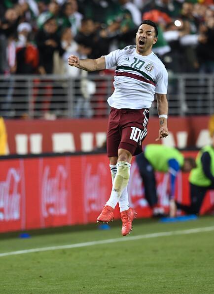 Marcó el gol de la victoria con una soberbia ejecución a balón parado. S...