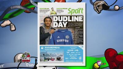 Juan G. Cuadrado, nuevo jugador del Chelsea
