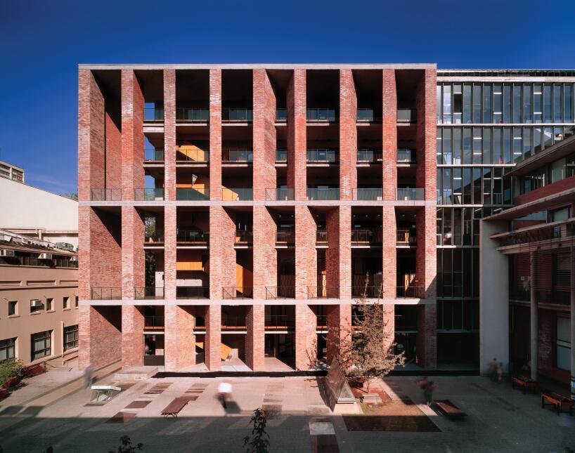 Escuela de medicina de la Universiad Católica de Chile, Santiago de Chil...