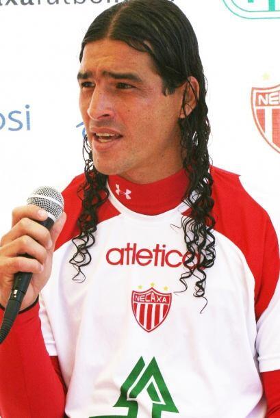 El último jugador en llegar fue el delantero Ulises Mendivil quien ya tr...
