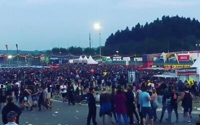 Evacúan a miles de personas de un festival por una amenaza terrorista