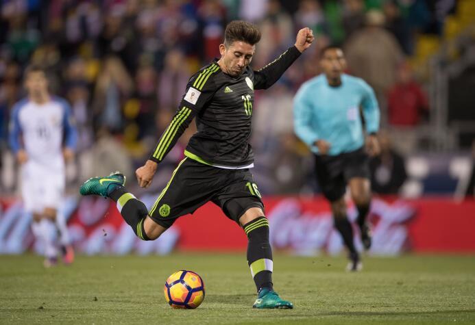 3. Héctor Herrera (F.C. Porto - Portugal) -