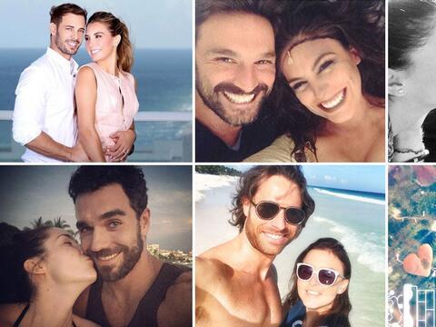 ¿Cuál fue la pareja de actores de telenovela más bonita del 2016?