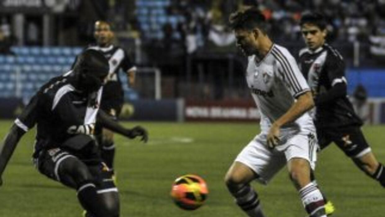 Un torneo para el olvido jugaron Fluminense y Vasco da Gama, tan malo qu...