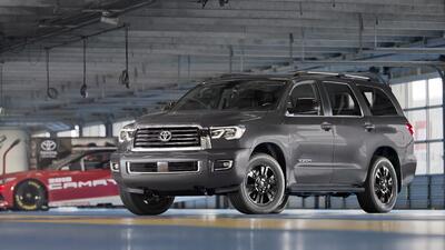 Esta es la nueva Toyota Sequoia TRD Sport 2018