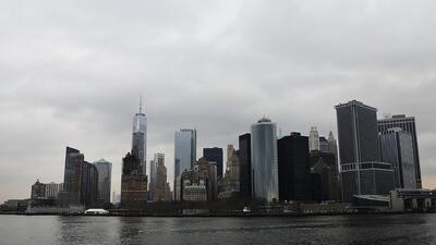 Ventana al Tiempo: Nueva York se prepara para un lunes lluvioso y con cielos nublados