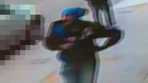 Se conocen nuevas imágenes del hombre que atropelló a un adolescente y h...