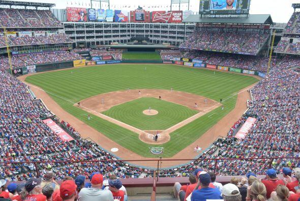 Opening Day Rangers