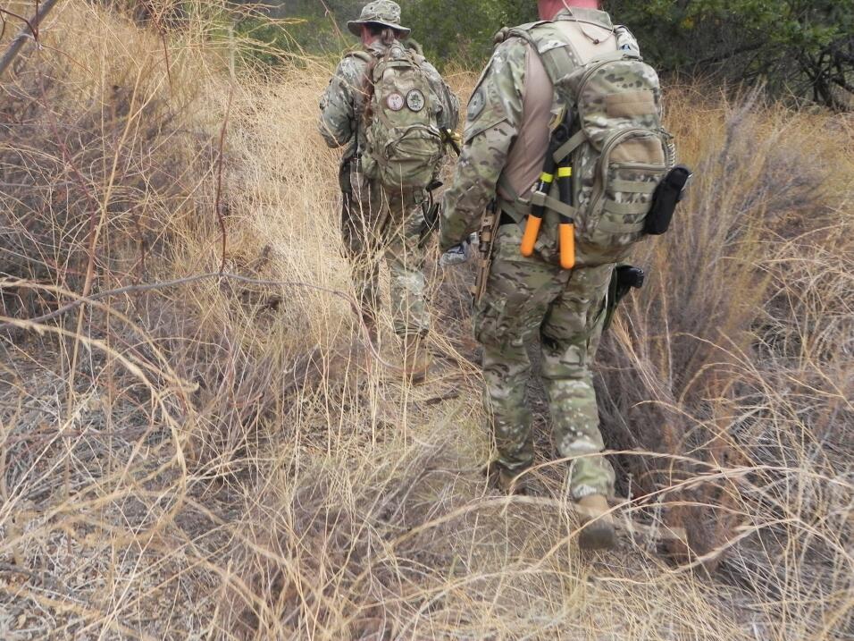 Univision Noticias acompañó a la unidad del Sheriff del Co...