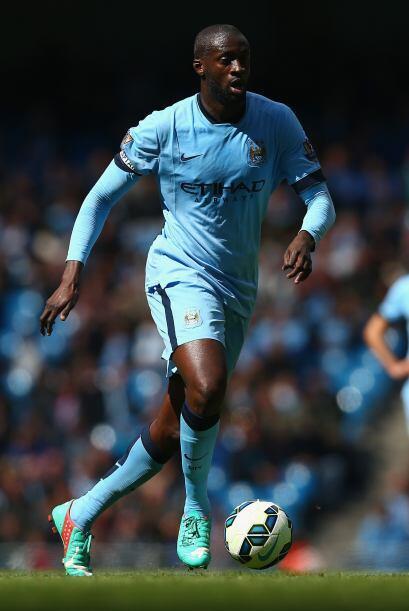 Yaya Touré no seguirá con el Manchester City quien busca renovar y rejuv...