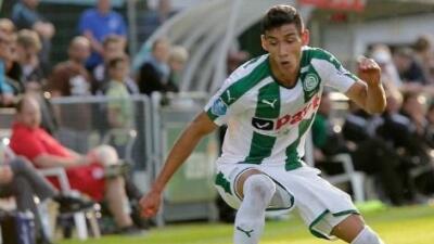 Uriel Antuna participa en goleada del Groningen por 4-0 sobre el Sparta Rotterdam