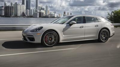 Prueba: Porsche Panamera Turbo Sport Turismo 2018, un superauto disfrazado de stationwagon