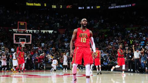 Paul Millsap anotó 22 puntos, mientras que Tim Hardaway Jr agreg&...