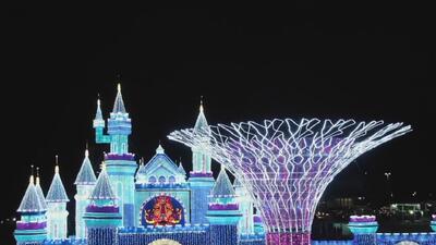 Magical Winter Lights, un festival temático y de luces para no perderse esta Navidad en Houston
