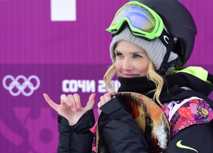 En fotos: Silje Norendal, la reina del snowboarding GettyImages-46803091...