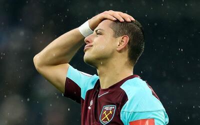 ¿'Chicharito' dejaría el West Ham para regresar a México o ir a la MLS?