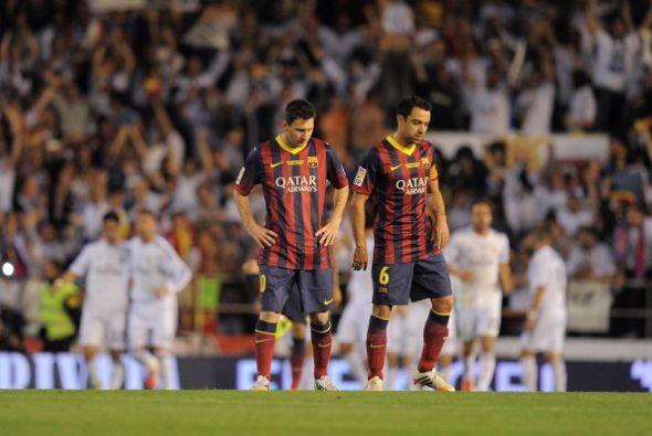 No llegó el gol del empate y Barcelona se quedó sin título.