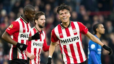 PSV revalida campeonato en Holanda con victoria sobre el PEC Zwolle