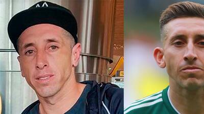En fotos: El antes y después de Héctor Herrera