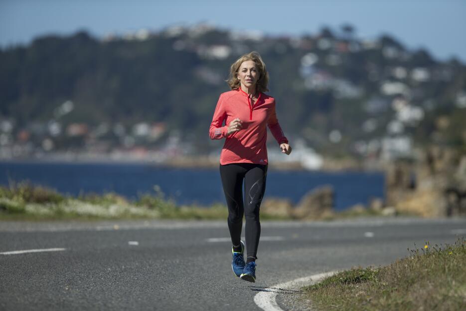 Kathrine Switzer, la primera mujer en correr la maratón de Boston, regre...
