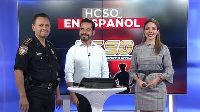 Oficina del Alguacil del Condado Harris lanza nueva cuenta de Twitter en español