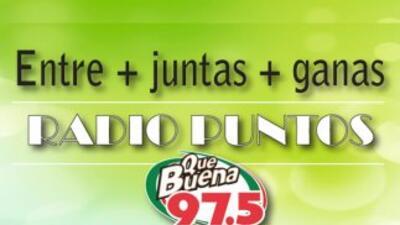 Radio Puntos: Entre + juntas + ganas