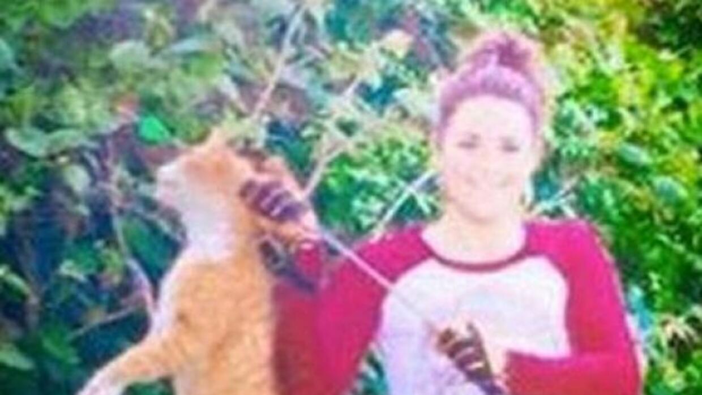 Kristen Lindsey habría subido la imagen a su red social (**Foto: Faceboo...