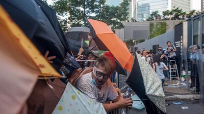 La revolución de los paraguas: Hong Kong pelea por la democracia