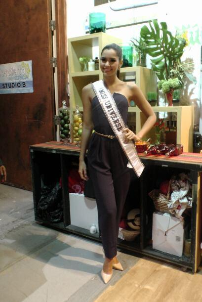 Paulina Vega es Miss Universo