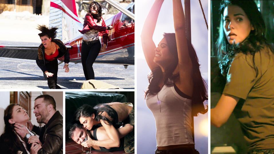 En fotos: Los enemigos mortales de Yolanda Cadena en 'La piloto'