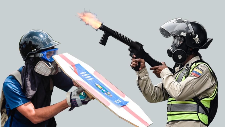 Promo manifestaciones Venezuela