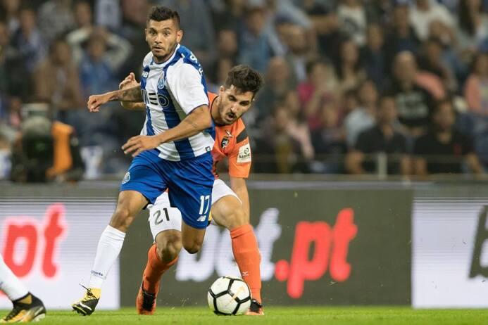 (Liga NOS) - Porto [5]-2 Portimonense: tanto Jesús Corona como Héctor He...