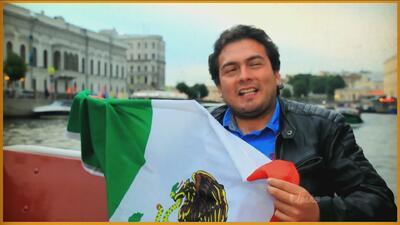 Desde Rusia con amor: conoce la historia de este mexicano que lo dejó todo para irse a San Petersburgo (y podría darte un tour)