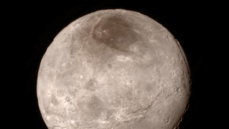 Imágenes de Plutón enviadas por la misión New Horizons