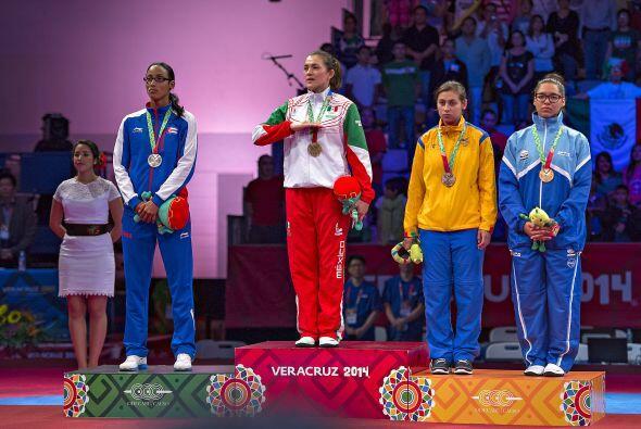 La taekwondondista cubana será suspendida un año de toda actividad, del...