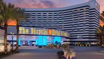 El casino Bicycle de Bell Gardens.