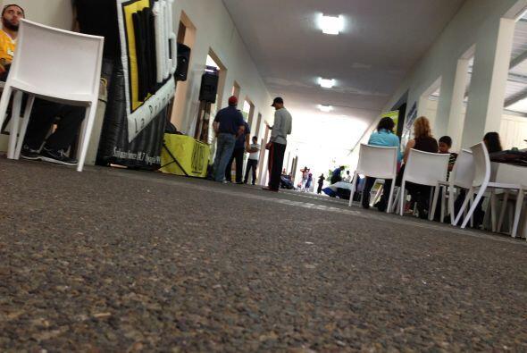 Universidad de Puerto Rico (Carolina)-18 de abril.