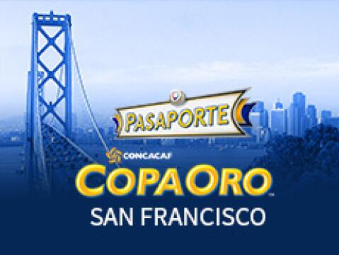 Promo Copa Oro San Francisco
