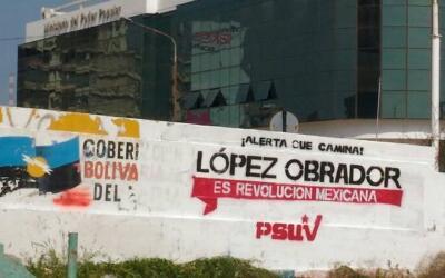 El Partido Socialista Unido de Venezuela se deslindó de apoyar a...