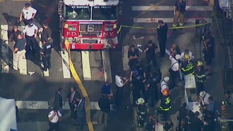 Escape de monóxido de carbono generó heridas leves a 32 personas en Tribeca