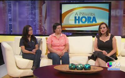 Madre de Carlos Segovia aboga por la donación de órganos