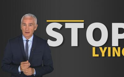 """Jorge Ramos: """"Stop lying"""" about undocumented immigrants"""